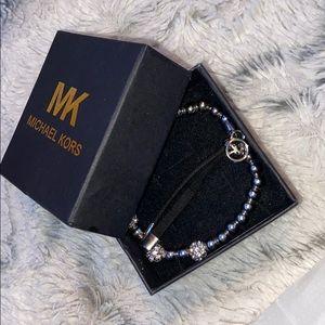 Michael Kors Stretch Bead Bracelet
